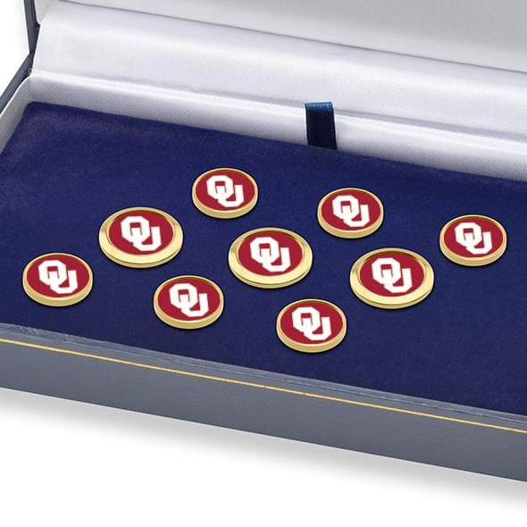Oklahoma Blazer Buttons - Image 2