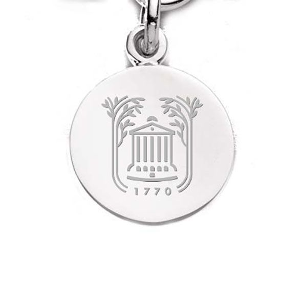 College of Charleston Sterling Silver Charm