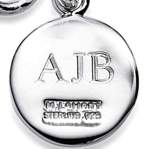College of Charleston Sterling Silver Charm - Image 2