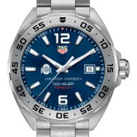 Ohio State Men's TAG Heuer Formula 1 with Blue Dial