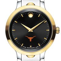 Texas Men's Movado Luno Sport Two-Tone