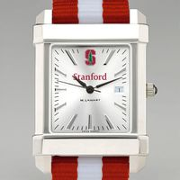 Stanford University Collegiate Watch with NATO Strap for Men