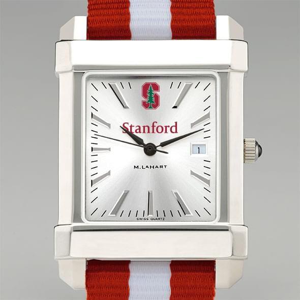 Stanford University Collegiate Watch with NATO Strap for Men