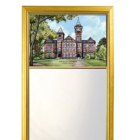 Auburn Eglomise mirror - Image 2