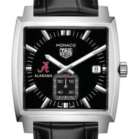 University of Alabama TAG Heuer Monaco with Quartz Movement for Men