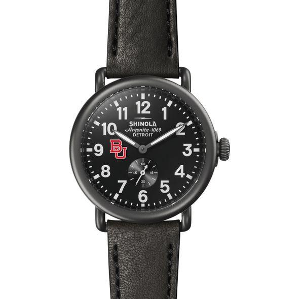 BU Shinola Watch, The Runwell 41mm Black Dial - Image 2