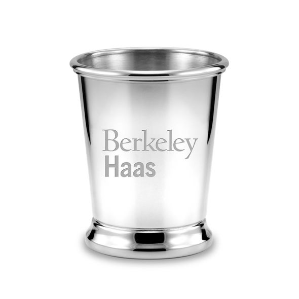 Berkeley Haas Pewter Julep Cup - Image 1