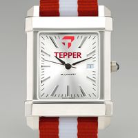 Tepper Collegiate Watch with NATO Strap for Men