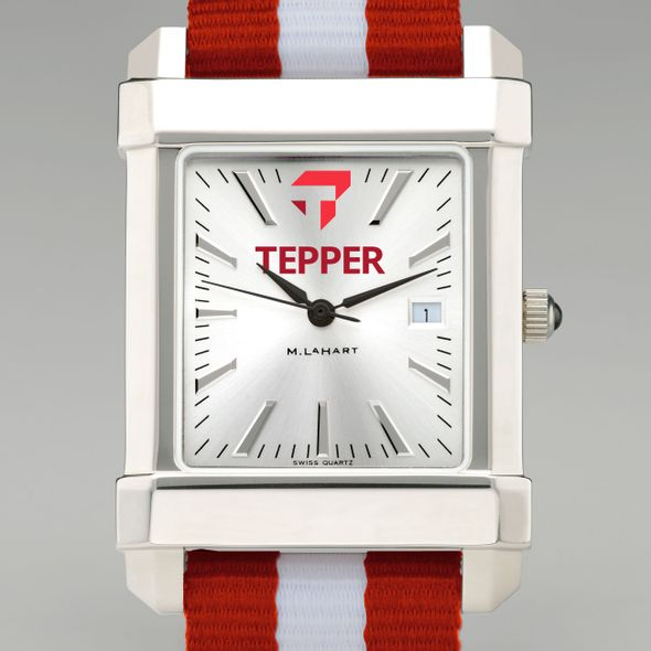 Tepper Collegiate Watch with NATO Strap for Men - Image 1