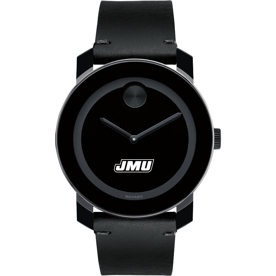 James Madison Men's Movado BOLD with Leather Strap - Image 2