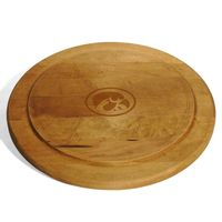 University of Iowa Round Bread Server