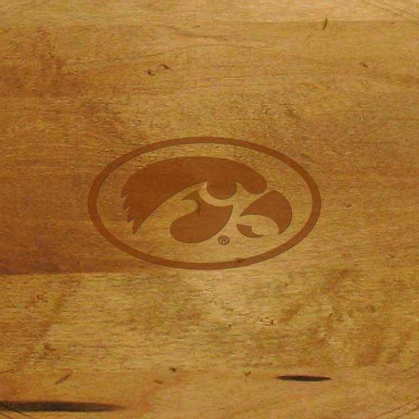 University of Iowa Round Bread Server - Image 2