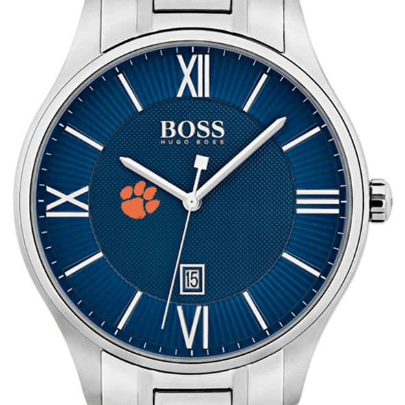 Clemson Men's BOSS Classic with Bracelet from M.LaHart