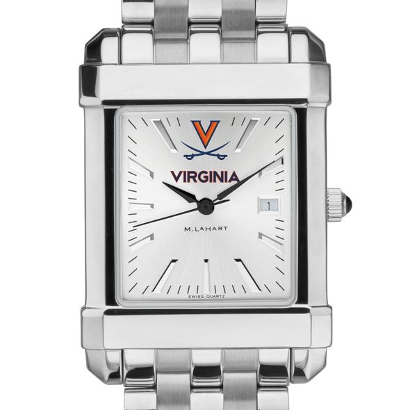 Virginia Men's Collegiate Watch w/ Bracelet - Image 1
