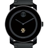 Boston Men's Movado BOLD with Leather Strap