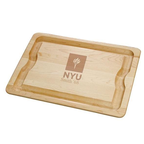 NYU Maple Cutting Board