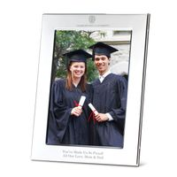 Georgetown Polished Pewter 5x7 Picture Frame