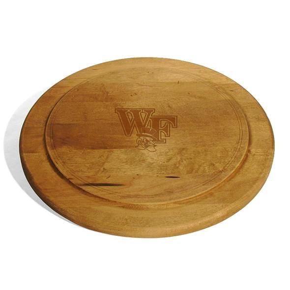 Wake Forest Round Bread Server - Image 1