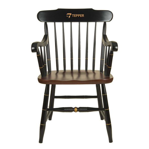 Tepper Captain's Chair by Hitchcock