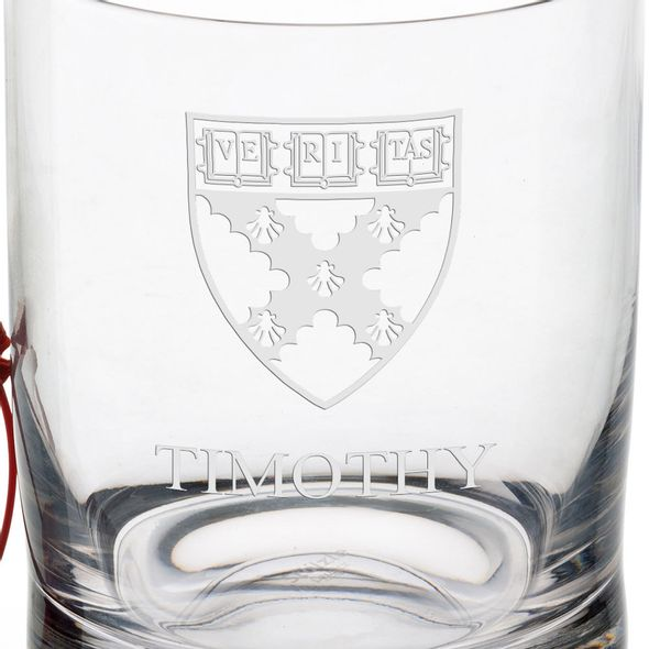 Harvard Business School Tumbler Glasses - Set of 2 - Image 3