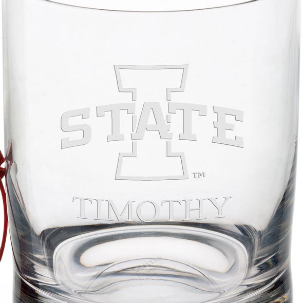 Iowa State University Tumbler Glasses - Set of 4 - Image 3