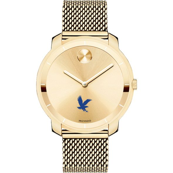 Embry-Riddle Women's Movado Gold Bold 36 - Image 2
