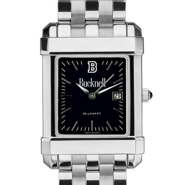 Bucknell Men's Black Quad with Bracelet