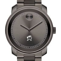 University of Maryland Men's Movado BOLD Gunmetal Grey