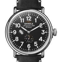 SFASU Shinola Watch, The Runwell 47mm Black Dial