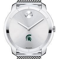 Michigan State University Men's Movado Stainless Bold 44