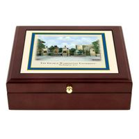 George Washington Eglomise Desk Box