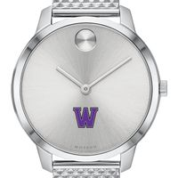 Williams College Women's Movado Stainless Bold 35