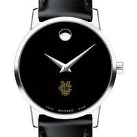 UC Irvine Women's Movado Museum with Leather Strap