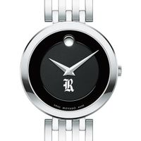 Rice University Women's Movado Esparanza Stainless Steel Museum with Bracelet