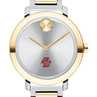 Boston College Women's Movado Two-Tone Bold 34
