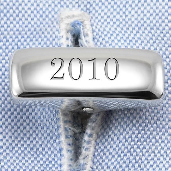 University of Maryland Cufflinks in Sterling Silver - Image 3