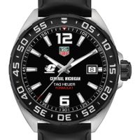 Central Michigan Men's TAG Heuer Formula 1 with Black Dial
