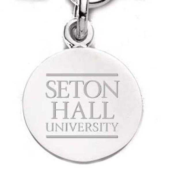 Seton Hall Sterling Silver Charm - Image 1