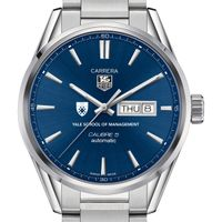 Yale SOM Men's TAG Heuer Carrera with Day-Date