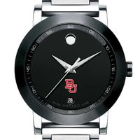Boston University Men's Movado Museum Sport Bracelet