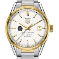 Avon Old Farms Men's TAG Heuer Two-Tone Carrera with Bracelet