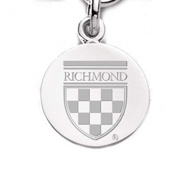 University of Richmond Sterling Silver Charm