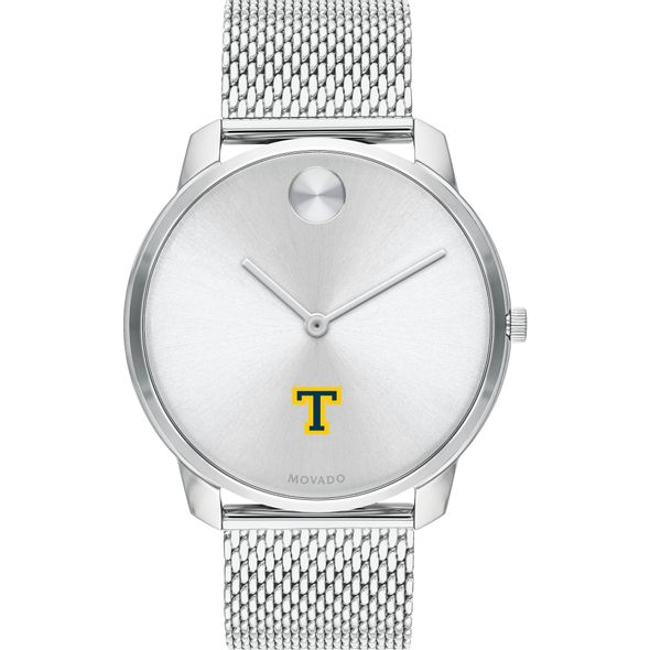 Trinity College Men's Movado Stainless Bold 42 - Image 2