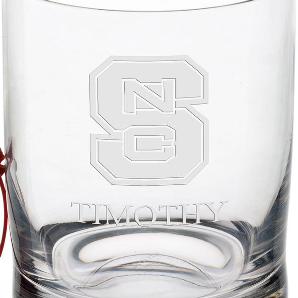 North Carolina State Tumbler Glasses - Set of 2 - Image 3