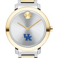University of Kentucky Women's Movado Two-Tone Bold 34