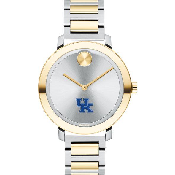 University of Kentucky Women's Movado Two-Tone Bold 34 - Image 2