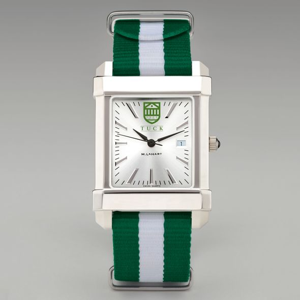 Tuck Collegiate Watch with NATO Strap for Men - Image 2