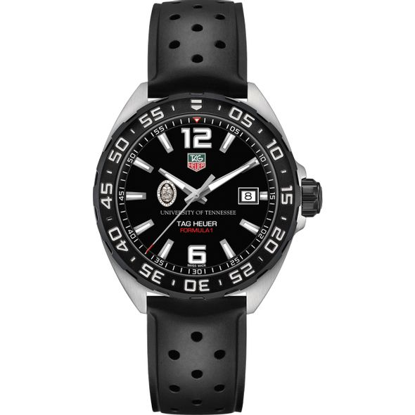 University of Tennessee Men's TAG Heuer Formula 1 with Black Dial - Image 2