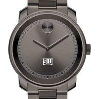 Saint Louis University Men's Movado BOLD Gunmetal Grey