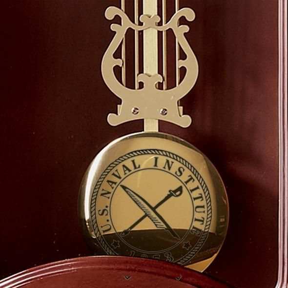 USNI Howard Miller Wall Clock - Image 3